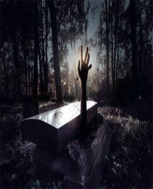 اتاق فرار وحشت قبر