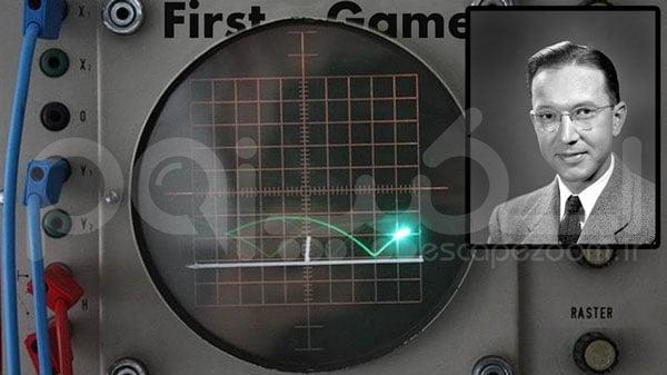 اولین بازی ویدئویی طراحی شده