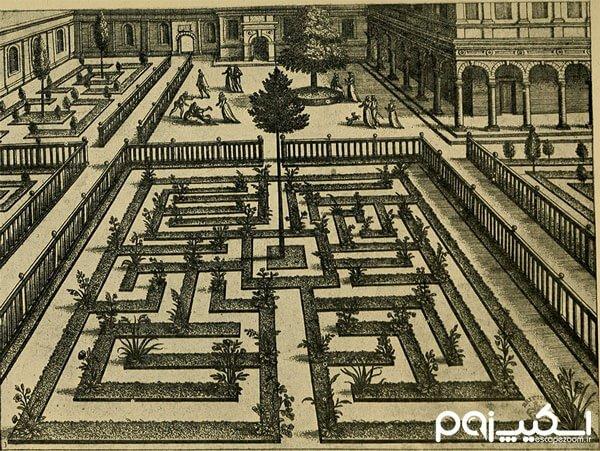 تاریخچه بازی هزارتو (Maze)